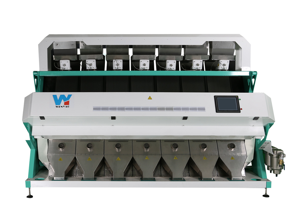 Plastic color sorter