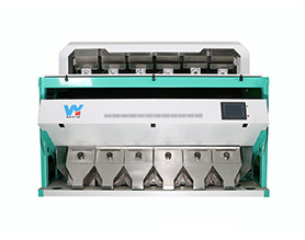 Nut fry colour sorting machine
